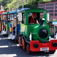 Roma Street Parkland Explorer train