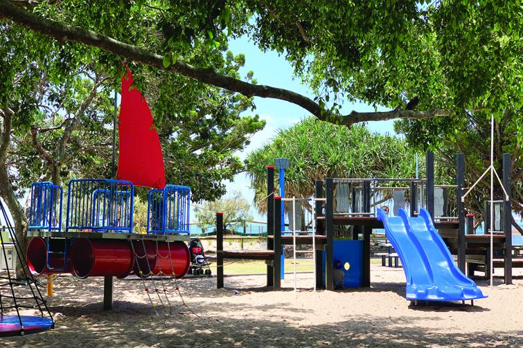 Nautical playground