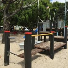 1-Wynnum Whale Park playground2