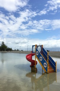 Wynnum Kids Water Park & Playground