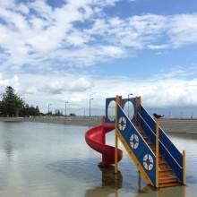 Wynnum Kids Water Park & Playground