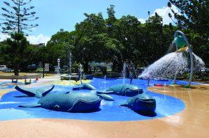 Wynnum Whale Water Park