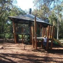 downfall creek playground