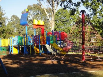 playground for brisbane kids