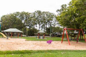 playground fort.