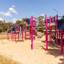 Ewing park playground structure