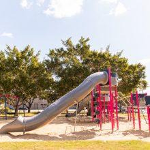 Ewing park large slides