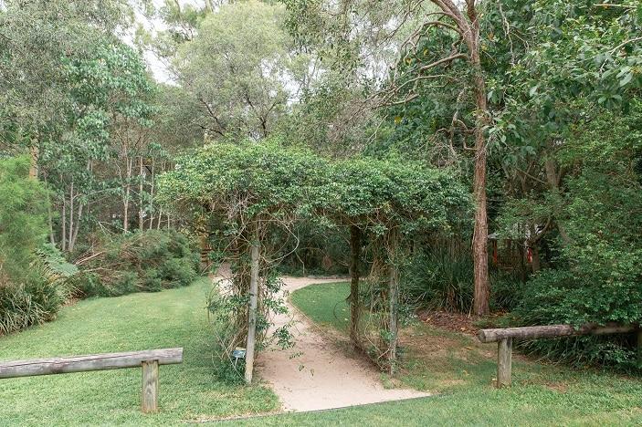 redlands walking trail