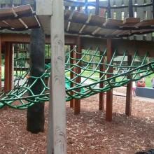 Kalinga Park Climbing Net