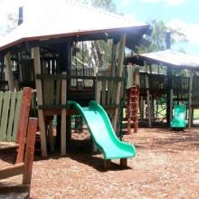 Kalinga Park Treehouse Forts
