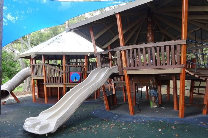 fort playground shorncliffe