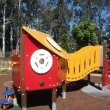 Samford Village Park Play Structure