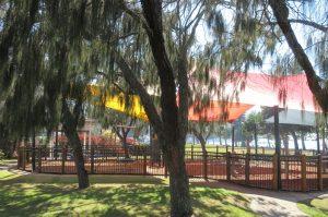 sheoaks shading playground