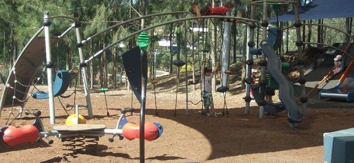 Upper Kedron Recreational Ground And Playground