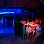 Kids Laser Tag parties in Brisbane