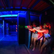 Kids Laser Tag parties in Brisbane