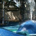 Wynnum Water Park Feature