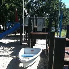Wynnum Water Park Forts