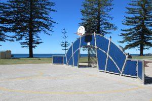 scarborough brisbane basketball court