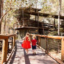 ramp into daisy hill koala centre