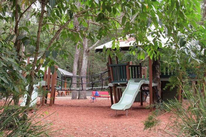 playground downfall creek