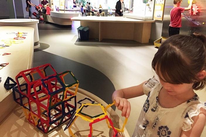 fun at the brisbane science centre