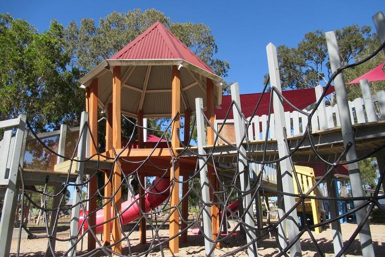 hidden world playground fitzgibbon
