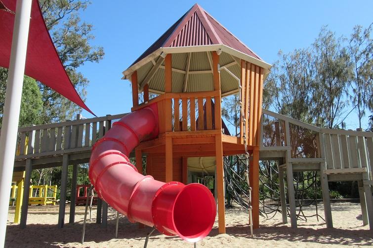 hidden world playground