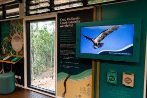 interactive environmental display
