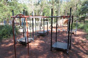 ninja warrior course brisbane park