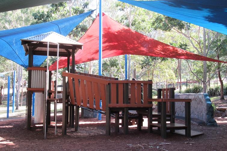 fort tyle playground john goss reserve