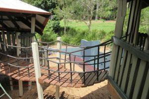 wobbly bridge, kalinga park
