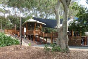 playground at lower moora park