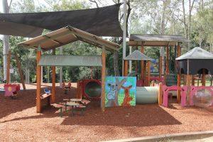 shady playground moggil