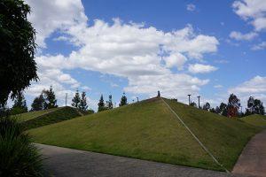 pyramid grass at robelle domain
