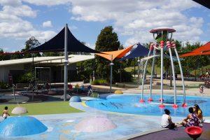 ipswich waterpark, robelle domain