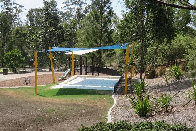 sandplay area
