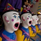 Clowns at the Ekka