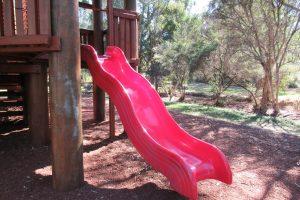 red slide grinstead park