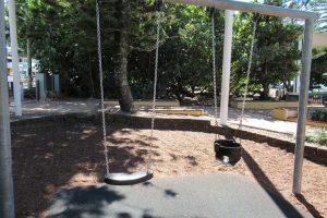 swings at scarborough beach