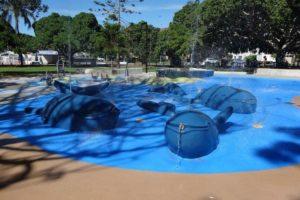 brisbane fountains playground
