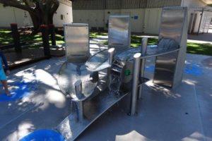 water pipe play playground brisbane