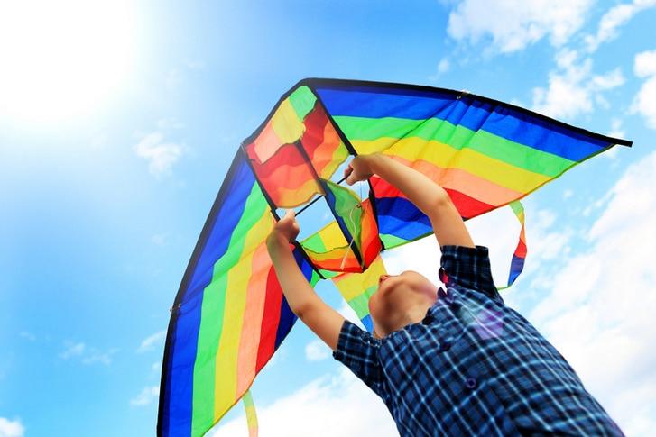Kite flying days Brisbane