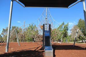 Aurora Boulevard playground