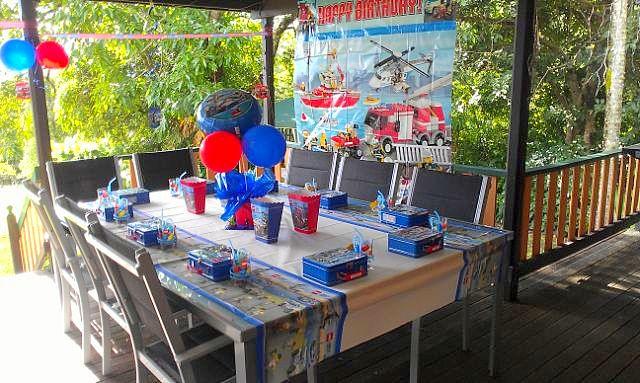 Ezy Kids Parties Lego Party