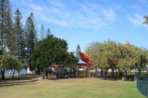 suttons beach park overview