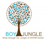 boy jungle