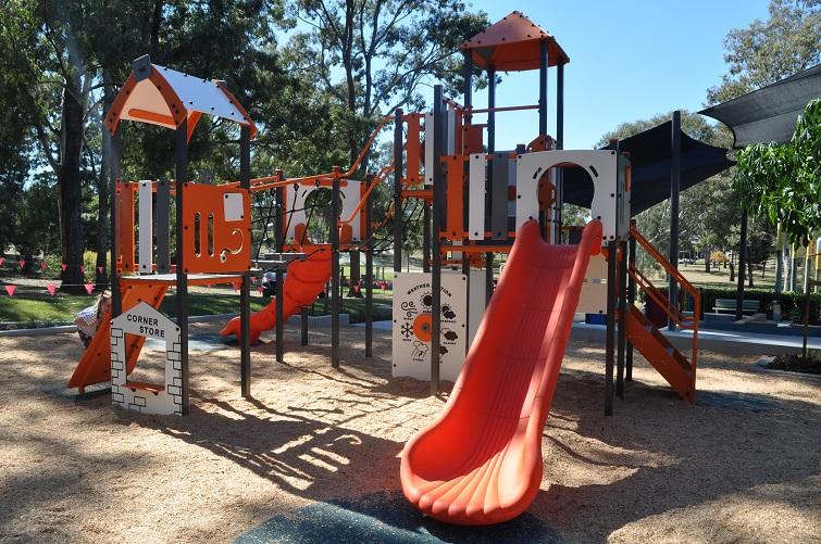 Teralba Park Mitchelton