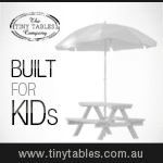 the tiny tables company logo