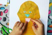 Tiny Art art classes for kids in brisbane